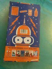 Futurama Rocket USA Robot Action Toy  Bender Wind-Up Robot Vintage