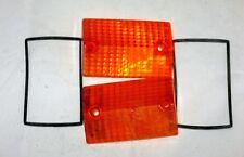 Indicator Lens, Yamaha XT600, Pair