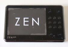 Used Creative ZEN X-Fi Black 16GB MP3 Player Expand Memory Built-in Speaker Set