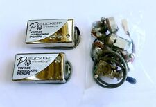TWO SETS ONLY Epiphone ProBucker Humbucker Pickup CHROME for Gibson Guitar