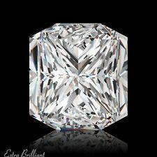 2.04 Carat H/VS1/Ideal-Cut Radiant AGI Certify Genuine Diamond 7.20x7.16x4.86mm