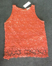 Lace Petite Sleeveless Tops & Blouses for Women
