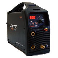 Unimig Razorweld 200 Amp AC/DC DIGITAL Tig Welder KUMJRRZ200ACDC