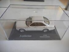 J-Collection Nissan Ceedric in White on 1:43 in Box