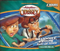 NEW Meanwhile in Another Part of Town Adventures in Odyssey Volume 14 Audio CD