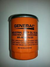 3 PACK GENERAC POWER SYSTEMS 070185ES OIL FILTER'S