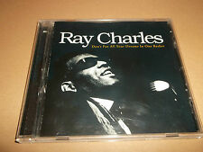 RAY CHARLES - DON'T PUT ALL YOUR DREAMS IN ONE BASKET (CD ALBUM) UK FREEPOST