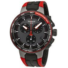 2017 Tissot T-race Chronograph Cycling Vuelta Quartz Mens Watch T1114173744101