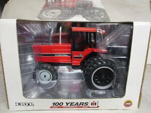 """(2002) Ertl IH Model 5488 MFWD Toy Tractor """"100 Year Centennial"""" 1/16 Scale, NIB"""