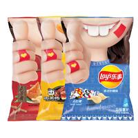 Chinese Flavors Lay's Potato Chips White Rabbit Candy/Zhouheiya Duck Neck/Zongzi