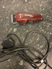Wahl 8110830 Professional 5 Star Balding Clipper - Red