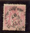 FRANCIA YT 1876-78 Nº81 75c USADO