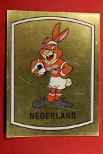 PANINI EURO 88 # 211 BERNI NEDERLAND NEW WITH ORIGINAL BACK!!
