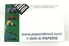 Paper Direct Elegant Poinsettia Envelopes