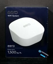 Amazon eero mesh WiFi router Cover up to 1500 sq ft work with Alexa @NEW@