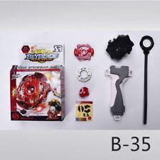 Storm Spriggan / Spryzen Burst Beyblade Starter Set w/ Launcher+Grip B-35