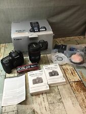 Canon EOS 5D Mark IV DSLR Camera with 24-105mm f/4L IS II USM Lens - 1483C010