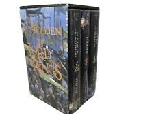 The Lord of the Rings 3 Volumes Hardcover – Box set - J. R. R. Tolkien 2001