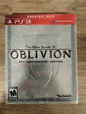 The Elder Scrolls IV: Oblivion -- 5th Anniversary Edition (Sony PlayStation 3, …