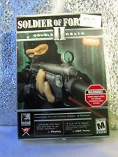 Soldier of Fortune II: Double Helix (2002) PC Video Game COVERT OPS SHOOTER - VG