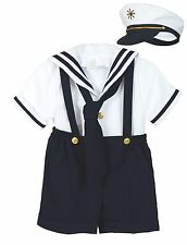 f827c536e854 Formal Nautical Outfits   Sets (Newborn - 5T) for Boys
