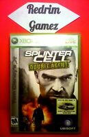 Splinter Cell Double Agent XBOX 360 Video Games
