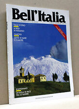 BELL'ITALIA n.81 Gennaio 1993 [Etna, camogli, valle d'otro, il mincio]