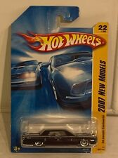 hot wheels 2007 new models '64 lincoln continental #22 Of 36 Black
