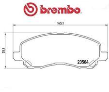 P54030 Kit pastiglie freno, Freno a disco (MARCA-BREMBO)