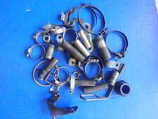Yamaha Raptor YFM 660 Off 2003 YFM660 chassis frame bits
