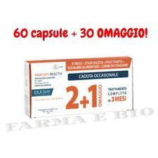 DUCRAY ANACAPS REACTIV - CADUTA OCCASIONALE 2+1 OMAGGIO! (60 cps + 30 omaggio)