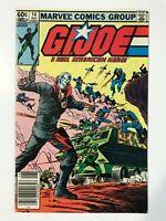 G.I. JOE #14 GI (1983)   1ST FIRST FULL DESTRO (JAMES MCCULLEN)