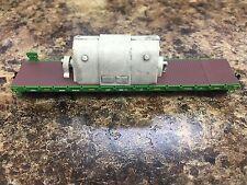 Micro-Trains MTL N 50' Flat car with load BNSF 576745 044 00 122