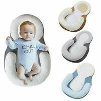 Baby Stereotypes Pillow Infant Newborn Flat Head Mattress Pillow 0-12 Months