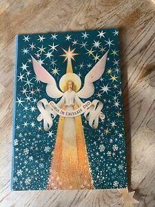 Nativity Pop-Up Book Gloria In Excelsis Deo by Vojtech Kubasta