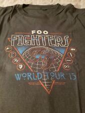 Foo Fighters Shirt - Sonic Highways Tour - Band Shirt - Xl