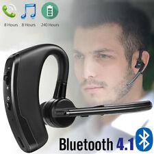 Bluetooth 4.1 Wireless Handsfree Stereo Earphone Headset For Samsung iPhone HTC
