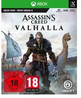 Assassins Creed Valhalla UNCUT inkl. Series X Upgrade Bonus Mission (Xbox One)