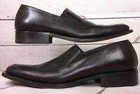 Via SpIga Men's Slip On #5400 Size 11 Brown