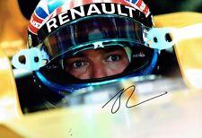 Jolyon PALMER British F1 Racing Driver SIGNED Portrait Photo AFTAL Autograph COA
