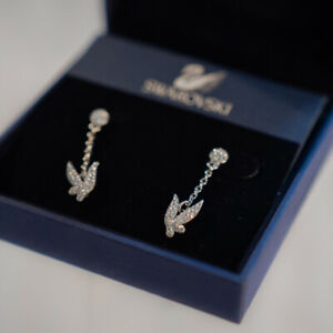 Limited Edition, Genuine Swarovski Crystal Disney Tinkerbell Earrings, BNIB