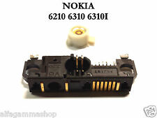 * NOKIA 6210 6310i 6310 7110 CONNETTORE MICROFONO NO COVER ORIGINALE 100%