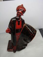ROYAL DOULTON FLAMBE 'THE CARPET SELLER' HN2776