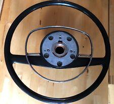 Mercedes Pagoda W113 steering wheel 250 280 SL 280S SE 3.5 Steering wheel Black