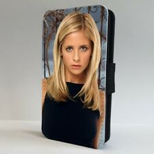 Sarah Michelle Gellar Actress Buffy FLIP PHONE CASE COVER for IPHONE SAMSUNG