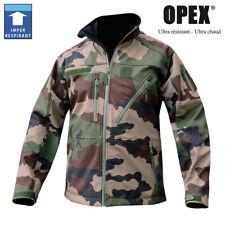 Veste Parka BLOUSON CAMO Camouflage CE SOFTSHELL 3 COUCHES DINTEX Taille S 92