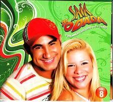 Saia Rodada - O Balanco Gostoso Do Forro Vol 8 CD Digipak Import Latin