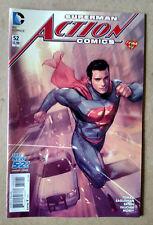 SUPERMAN ACTION COMICS #52 1ST PRINT VARIANT DC COMICS (2016) FINAL ISSUE NEW 52