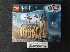 Lego Harry Potter 75954 Wizarding World Hogwarts Great Hall 878 PC 2018 Release