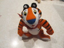 "New Kellogg's Frosted Flakes Tony The Tiger 8"" plush Jointed Legs and head"